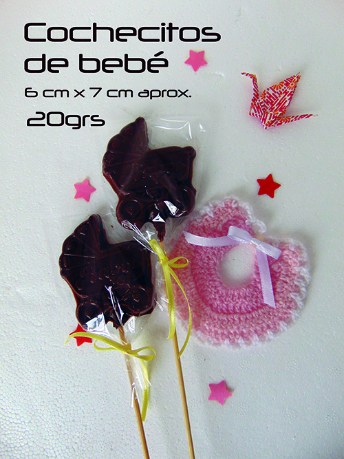 Cochecitos bebé - Baby Shower - Souvenir